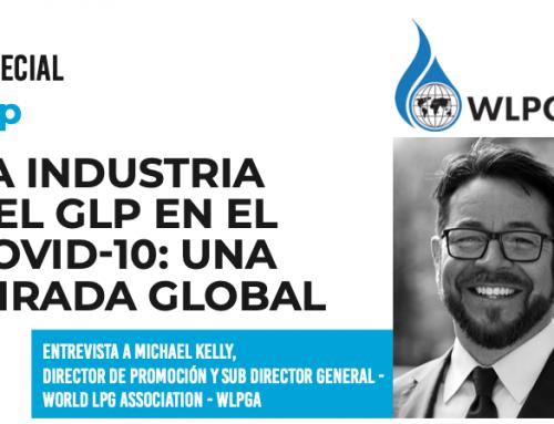 Entrevista con Michael Kelly: Revista Energia