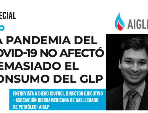Entrevista con Diego Alves: Revista Energía